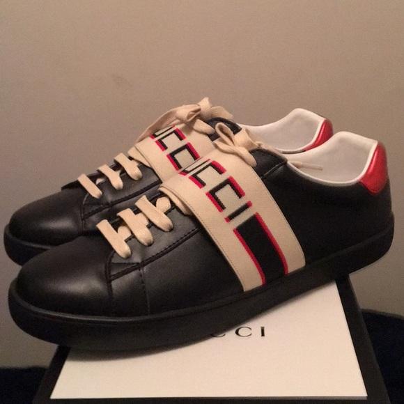 Gucci Shoes | Gucci Ace Elastic | Poshmark